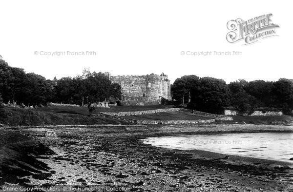 Oban, Dunstaffnage Castle 1901