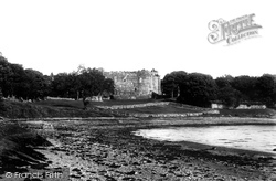 Oban, Dunstaffnage Castle 1901