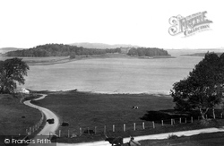 Oban, Dunstaffnage Castle And Loch Clive 1901