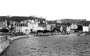 Oban, Esplanade from West 1901