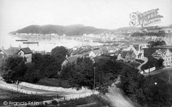 Oban, From South 1901