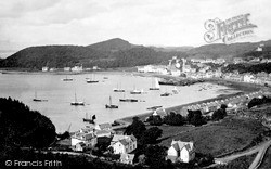 Oban, From South c.1875