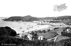 From South c.1875, Oban