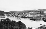 Oban, from the south west 1901