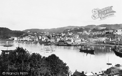 From The South West 1901, Oban