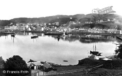 Oban, From The South West c.1875
