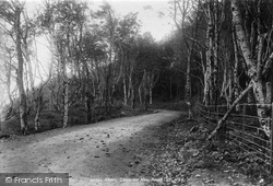 Ganavan New Road 1903, Oban