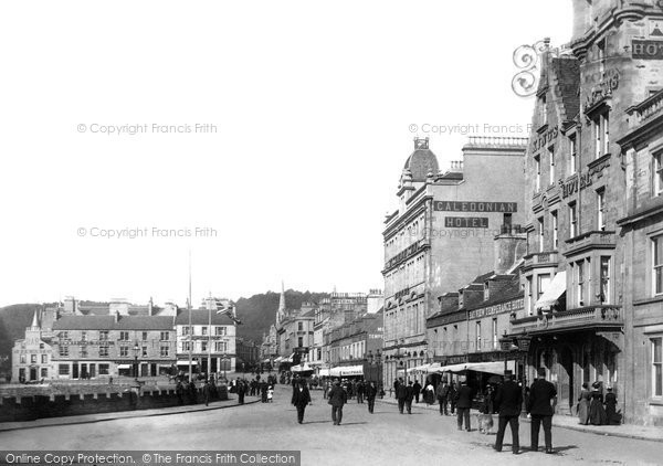 Oban, George Street 1901