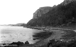 Oban, Port Kerrera Rock 1903
