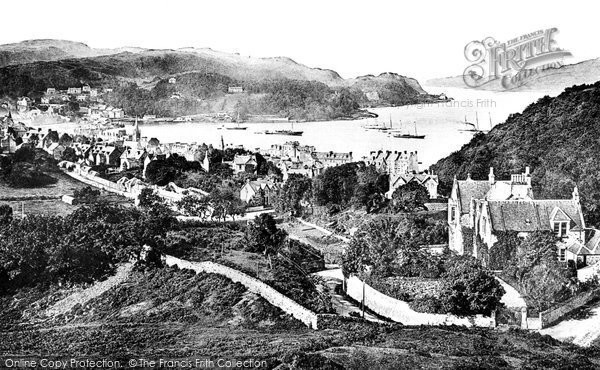 Oban, Sound of Kerrara 1903