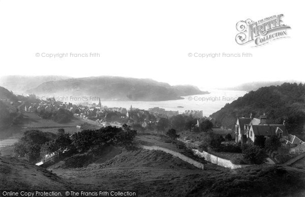 Oban, Sound of Kerrera 1903
