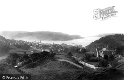 Oban, Sound Of Kerrera 1903