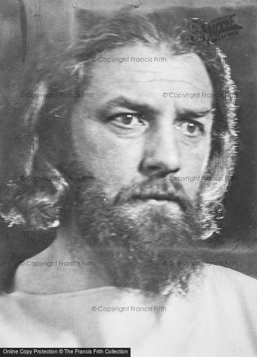 Photo of Oberammergau, Alois Lang, Jesus Christ In The Passion Play 1934