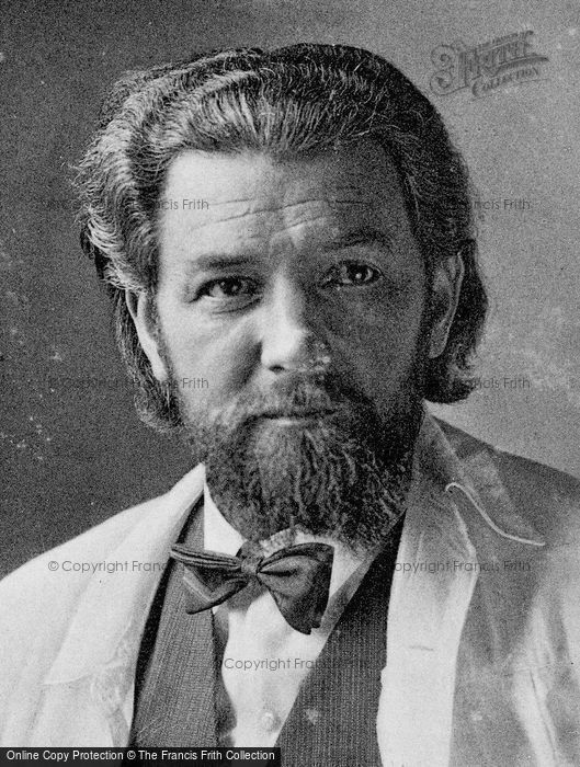 Photo of Oberammergau, Alois Lang, Played Jesus In The Passion Play 1934