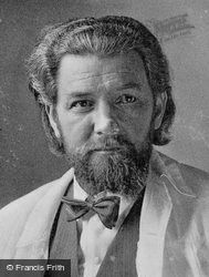 Alois Lang, Played Jesus In The Passion Play 1934, Oberammergau