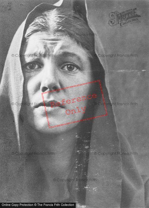 Photo of Oberammergau, Anni Rutz, Maria In The Passion Play 1934