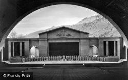 Chorus, The Passion Play 1934, Oberammergau