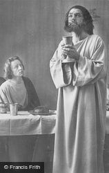 Christ And John, The Passion Play 1934, Oberammergau