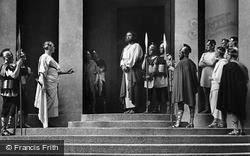 Christ Before Pilate, The Passion Play 1934, Oberammergau