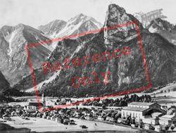 General View c.1935, Oberammergau