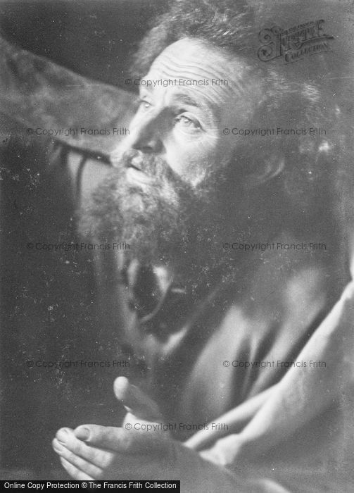 Photo of Oberammergau, Hubert Mayr, Petrus In The Passion Play 1934