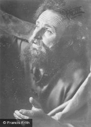 Hubert Mayr, Petrus In The Passion Play 1934, Oberammergau