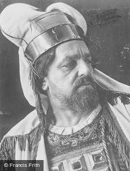 Hugo Rutz, Kaiphas In The Passion Play 1934, Oberammergau