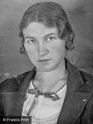 Klara Mayr 1934, Oberammergau