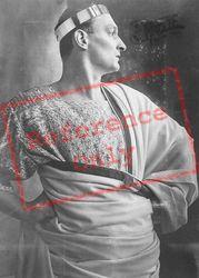 Melch Breitsamter, Pilatus In The Passion Play 1934, Oberammergau