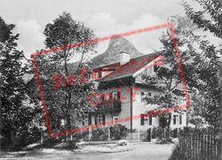 Pension Zunterer c.1935, Oberammergau