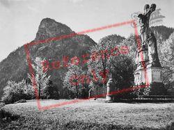 The Crucifix c.1935, Oberammergau
