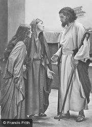 The Farewell, The Passion Play 1934, Oberammergau