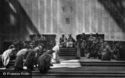 The High Council, The Passion Play 1934, Oberammergau