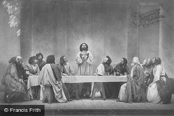 The Last Supper, The Passion Play 1934, Oberammergau