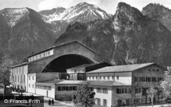The Passion Play Theatre c.1935, Oberammergau