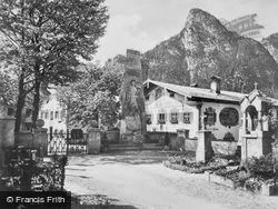The Village c.1935, Oberammergau