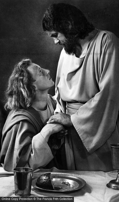 Photo of Oberammergau, ''thou Knowest That I Love Thee'', The Passion Play 1934