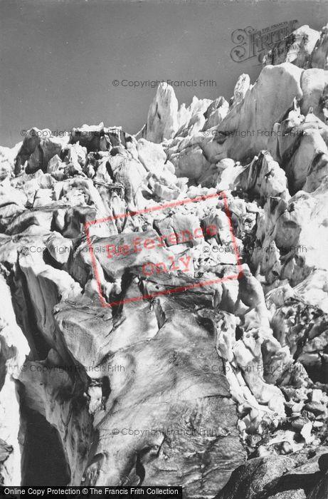 Photo of Oberwald, Rhone Glacier c.1935