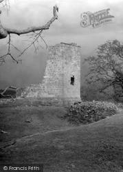 Terringzean Castle 1958, Ochiltree