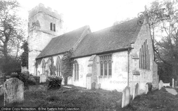 Ockham, the Church 1903