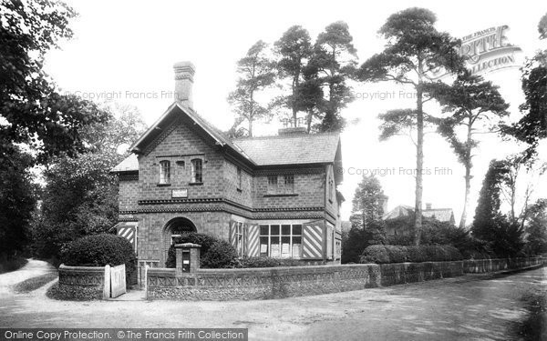 Ockham, Post Office 1904