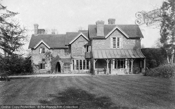 Ockham, Rectory 1906