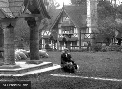 A Faithful Friend 1906, Ockley