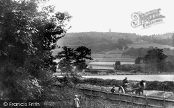From Leith Hill 1906, Ockley