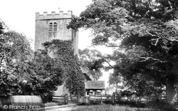 Parish Church 1906, Ockley