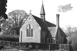 The Church c.1955, Ockley