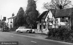 The Cricketers Arms c.1955, Ockley