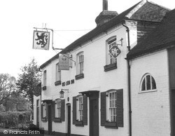 The Red Lion c.1955, Ockley