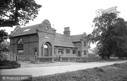The Village Hall 1924, Ockley