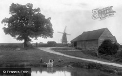 The Windmill 1906, Ockley